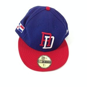 New Era 59Fifty Men's Baseball Hat Dominican Rep